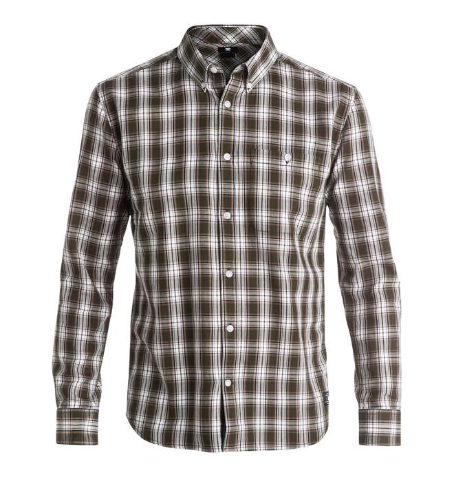 0 Men's Atura Long Sleeve Shirt  EDYWT03116 DC Shoes