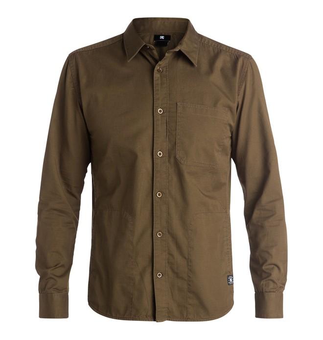 0 Men's SPT Long Sleeve Shirt  EDYWT03118 DC Shoes
