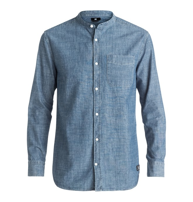 0 Estevan - Long Sleeve Shirt  EDYWT03131 DC Shoes