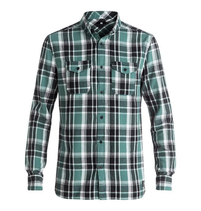 0 Reedsbirg - Long Sleeve Shirt  EDYWT03132 DC Shoes