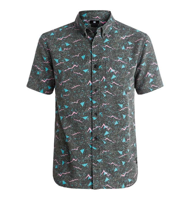 0 Odanah - Short Sleeve Shirt  EDYWT03139 DC Shoes