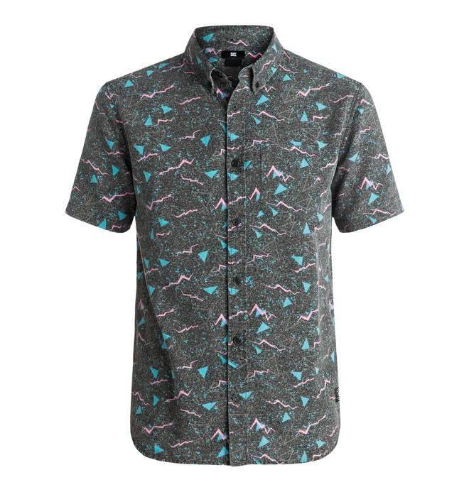 0 Odanah - Short Sleeve Shirt Black EDYWT03139 DC Shoes