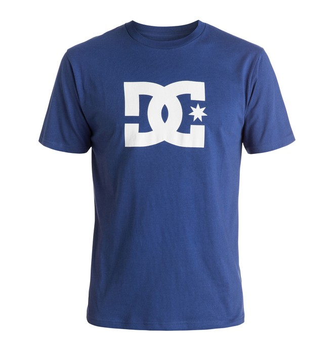 0 Star - T-Shirt Blue EDYZT03299 DC Shoes