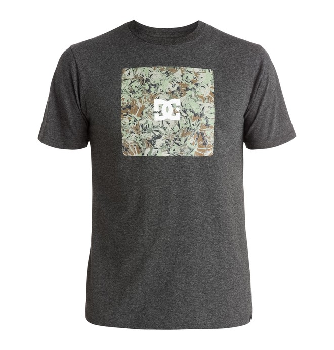 0 Bush Box - T-Shirt  EDYZT03437 DC Shoes