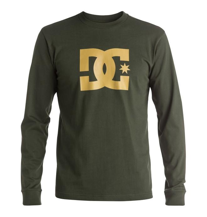 0 Star - Long Sleeve T-Shirt  EDYZT03455 DC Shoes