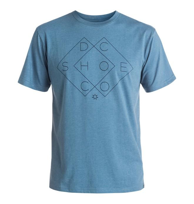 0 Flat Section - T-Shirt  EDYZT03479 DC Shoes