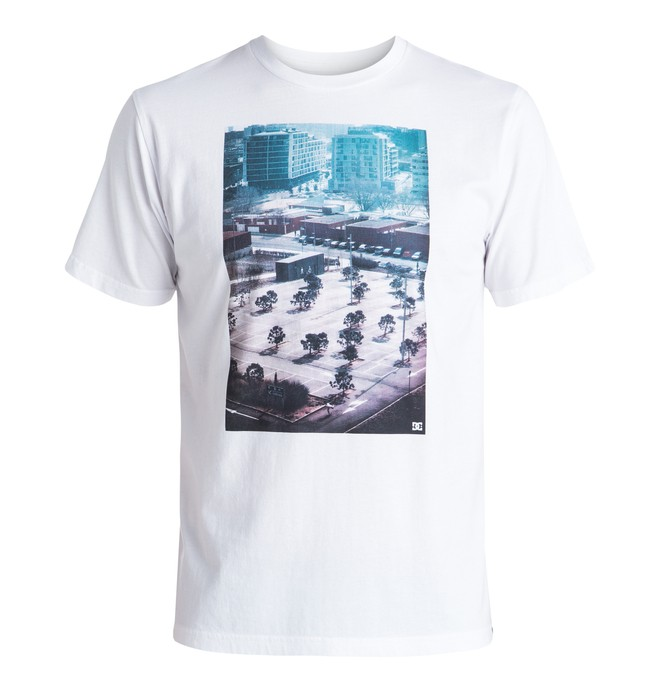 0 Carpark Exit - T-Shirt  EDYZT03536 DC Shoes