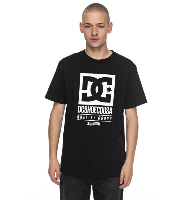 0 Keep Rolling - T-Shirt Black EDYZT03680 DC Shoes