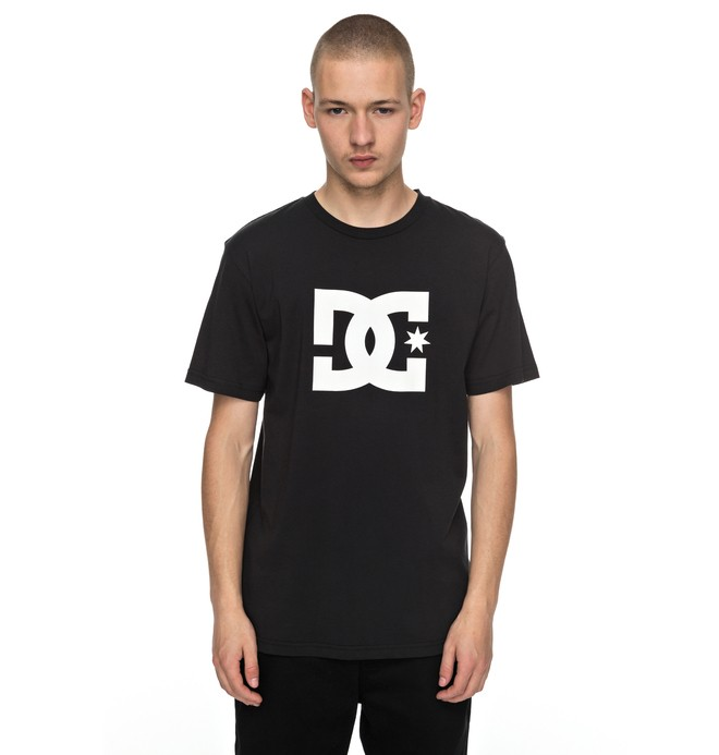0 Star - T-Shirt Black EDYZT03721 DC Shoes