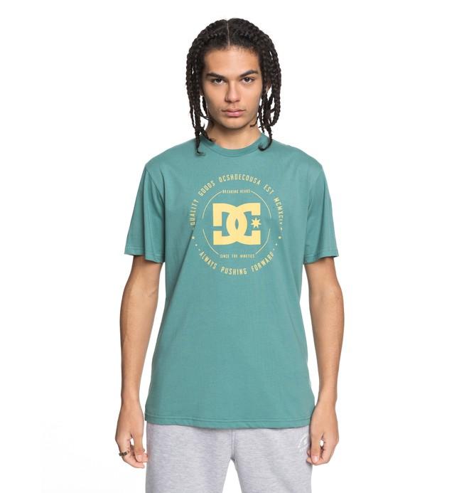0 Rebuilt - T-Shirt Green EDYZT03728 DC Shoes