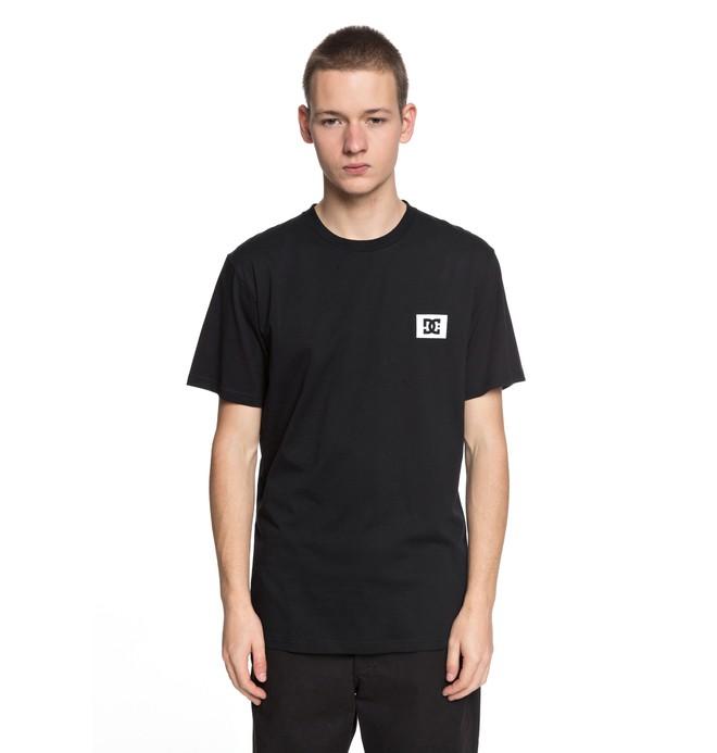 0 Stage Box - T-Shirt Black EDYZT03742 DC Shoes