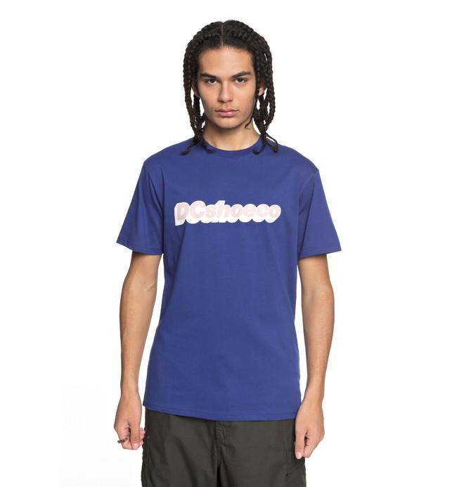 0 Artifunction - T-Shirt Blue EDYZT03743 DC Shoes