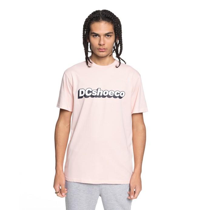 0 Artifunction - T-Shirt Pink EDYZT03743 DC Shoes