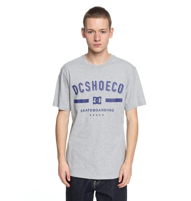 0 Last Stand - T-Shirt Black EDYZT03753 DC Shoes