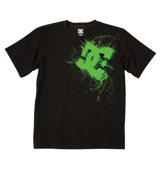 0 Kid's Bucket Tee  K1200067 DC Shoes