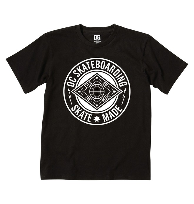 0 Kid's Flame Thrower Tee  K1200072 DC Shoes
