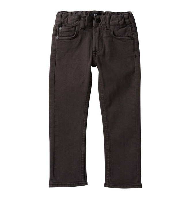 0 Kid's Slim Fit Jeans  K1800031 DC Shoes