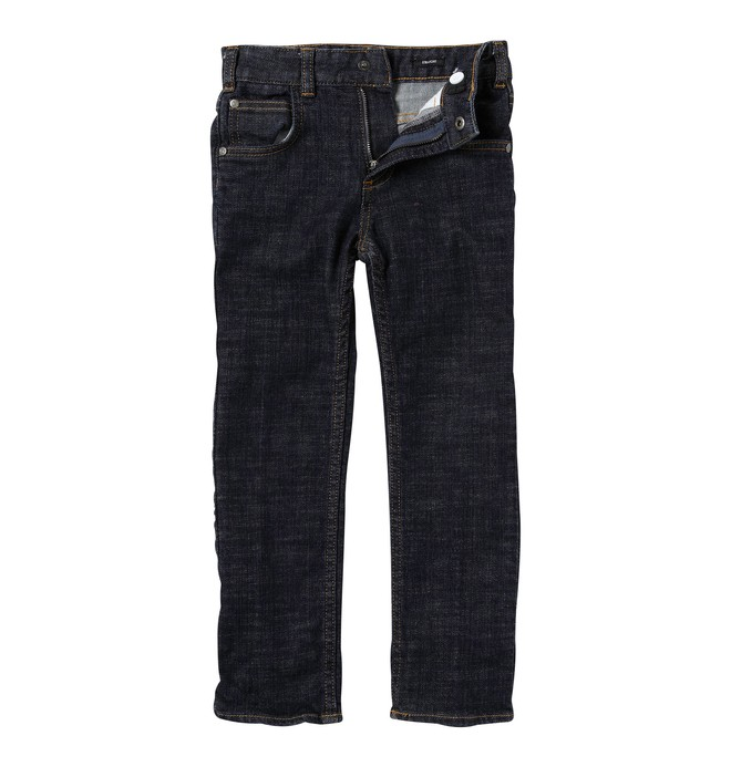 0 Kid's Straight Jeans  K1800032 DC Shoes