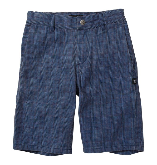 0 Kid's Brenton Shorts  K1810054 DC Shoes