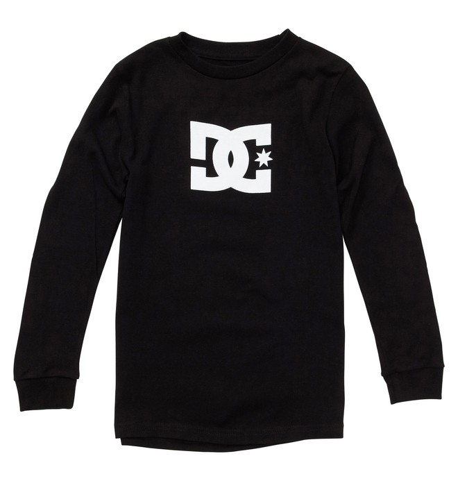 0 Kids Star Long Sleeve Tee  K2210000 DC Shoes