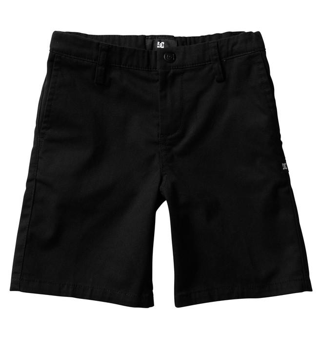 0 Kid's Chino Short  K2810017 DC Shoes