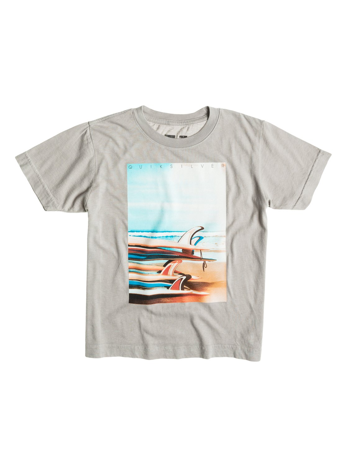 Boys 4 7 Surf Stack T Shirt 40454068 Quiksilver