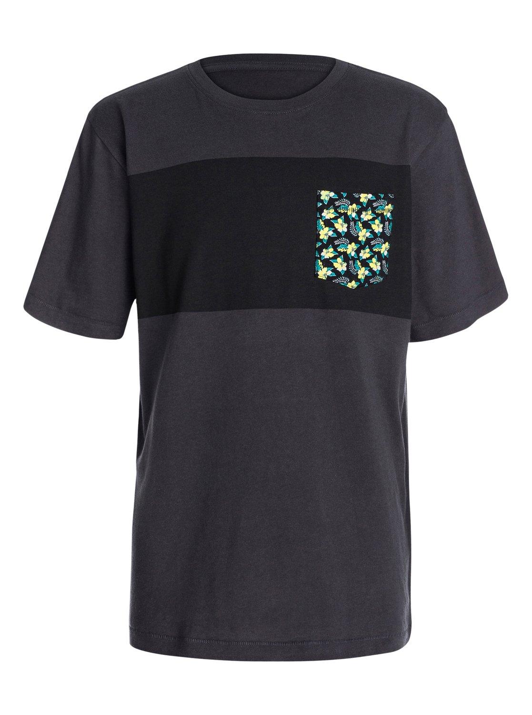 Boys 8 16 pattern pocket t shirt 40464025 quiksilver for Boys pocket t shirt