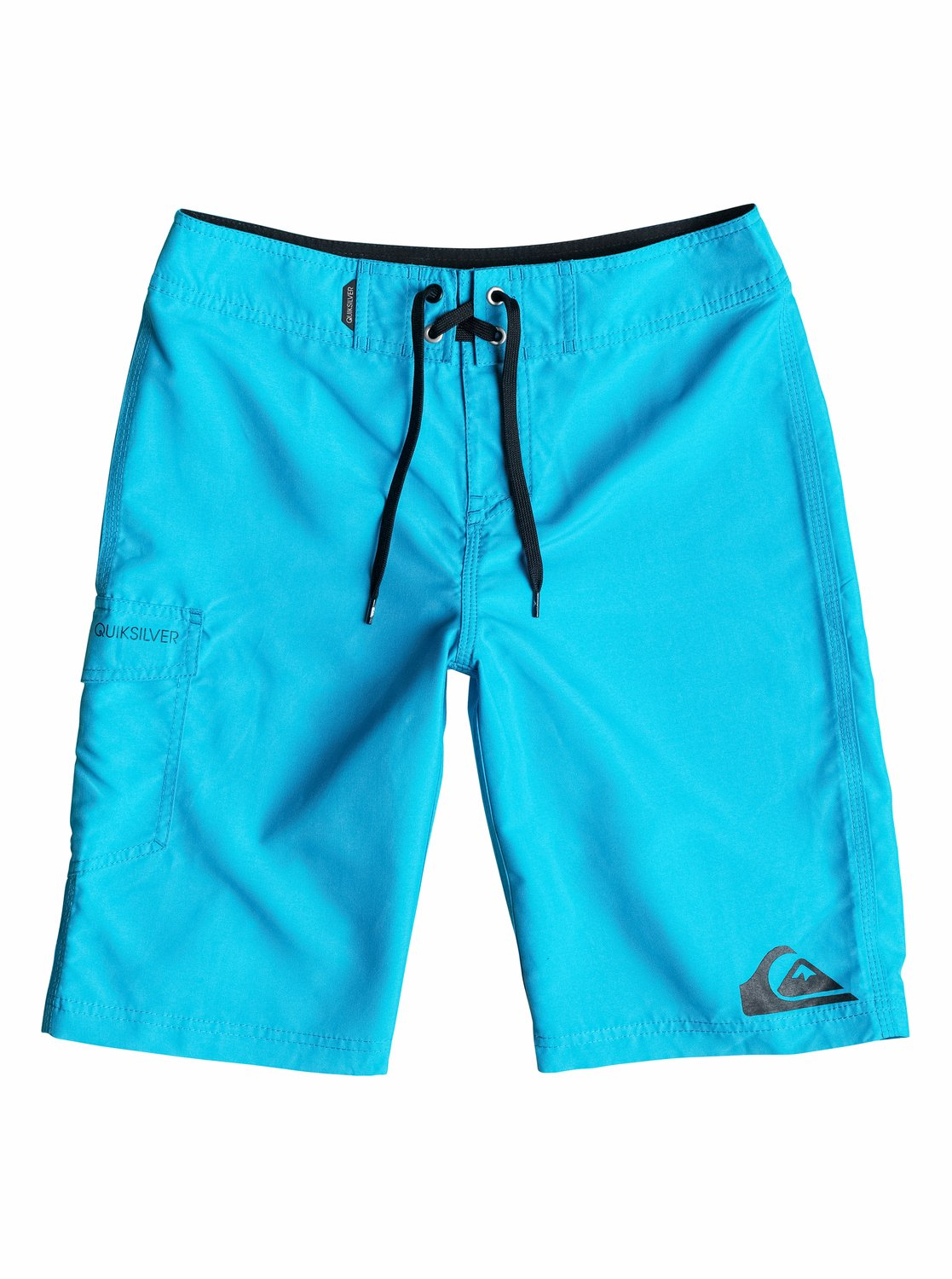 Send Them Swimming in Comfortable and Stylish Boys' Board Shorts. Boys' board shorts are essential swimwear usually made of durable, flexible, and quick-drying fabrics. They're available in different cuts and sizes as well as colors and patterns that are appealing to young boys.
