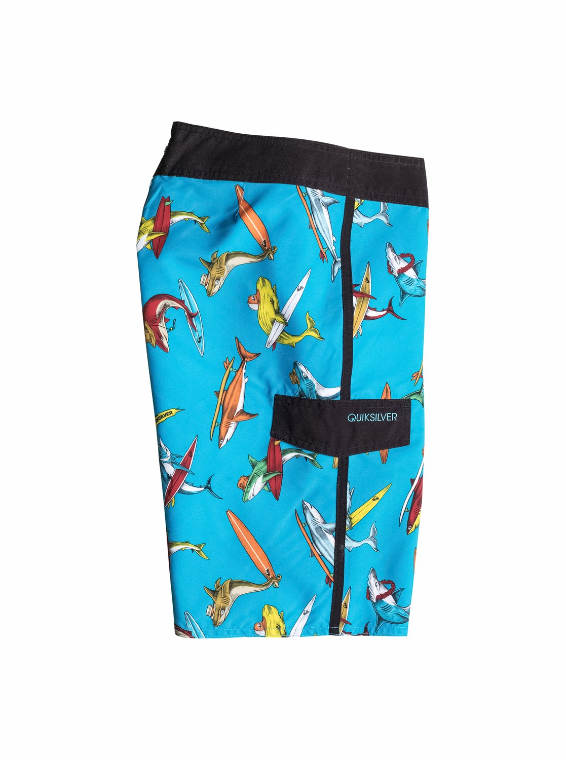 boys shark surf boardshorts quiksilver 1 boys 8 16 shark surf boardshorts 40565102 quiksilver