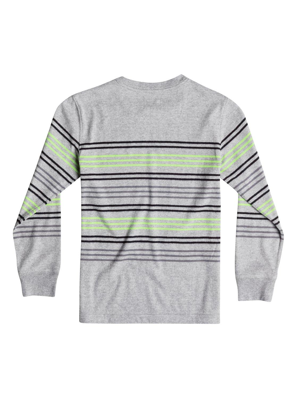Boys 8 16 Snit Crew Stripe Long Sleeve T Shirt 40664158