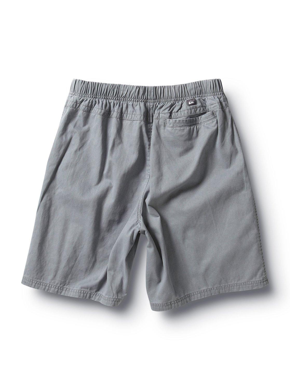 CABO 4 Grey 504224 Quiksilver Casual Shorts
