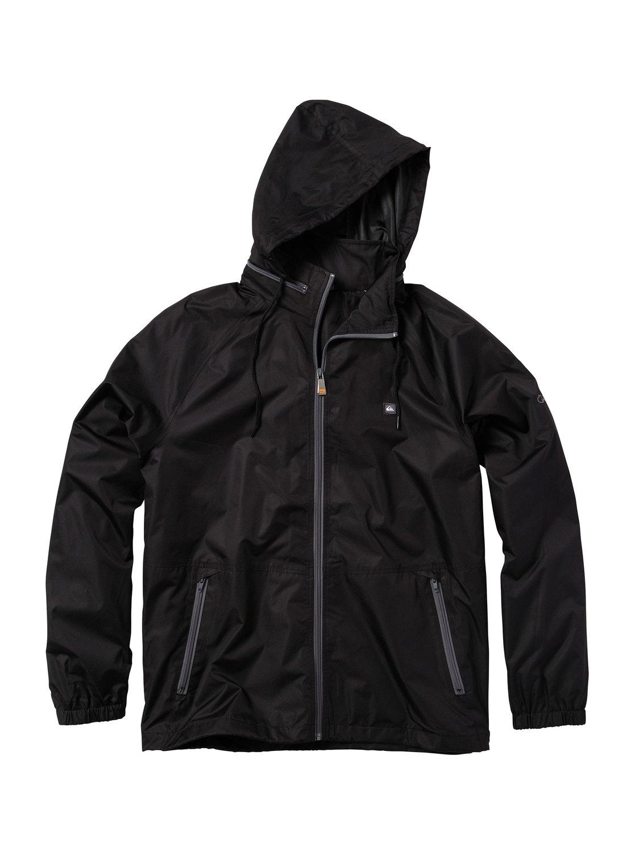 Quiksilver mens jacket - 0 Men S Shell Shock Windbreaker Jacket 506202 Quiksilver