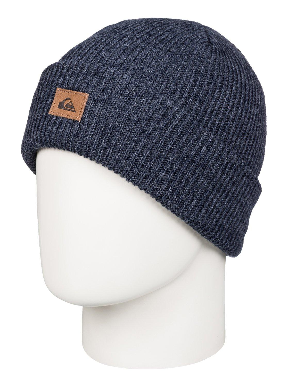 0 Performer , Bonnet à revers Bleu AQBHA03198 Quiksilver