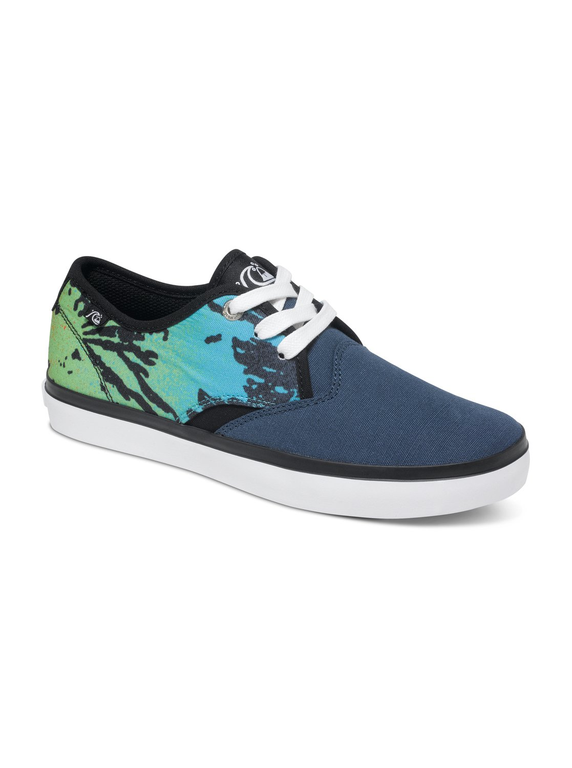 SHOREBREAK DELUXE - Sneaker low - grey/blue/white