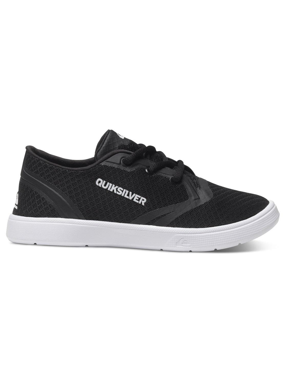 Quiksilver Oceanside Sneakers for Kids Boys Black