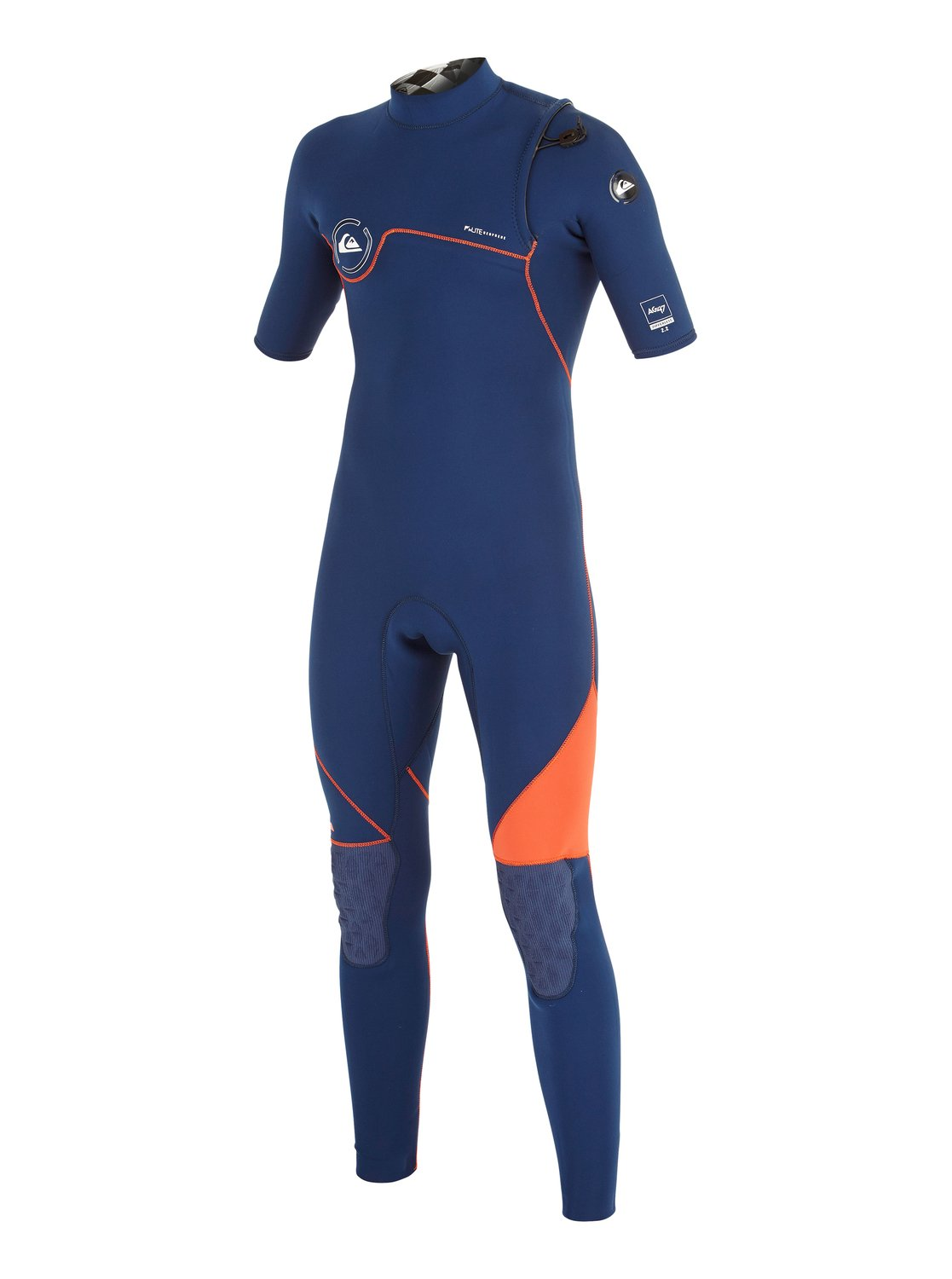 Boy's 8-16 AG47 Zipperless 2/2mm  Short Sleeve Wetsuit