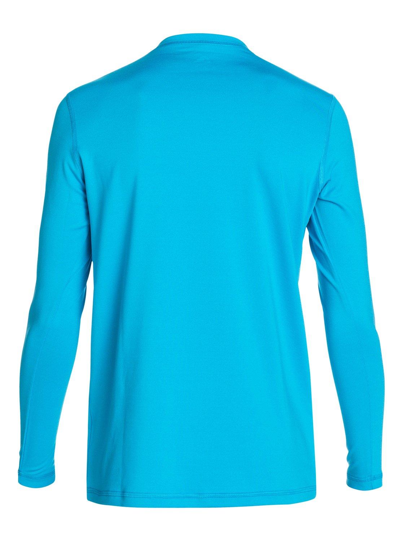 Solid Streak Long Sleeve T Shirt Rash Guard Aqbwr03010