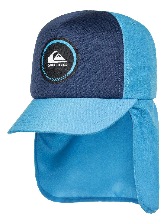 Baby Legion Nest Neck Flap Hat Aqiha03062 Quiksilver