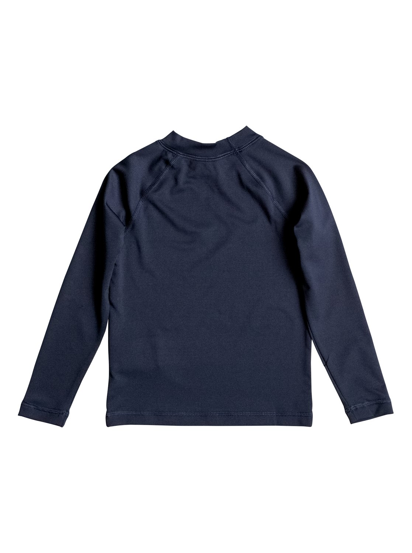 Island style long sleeve rash vest aqkwr03010 quiksilver for Long island style