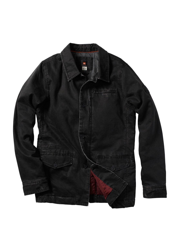 Quiksilver mens jacket - 0 Men S Ace Jacket Aqmjk00001 Quiksilver