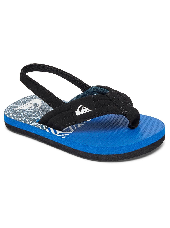 Black sandals for toddler boy - 0 Boy S 2 7 Molokai Layback Sandals Blue Aqtl100004 Quiksilver
