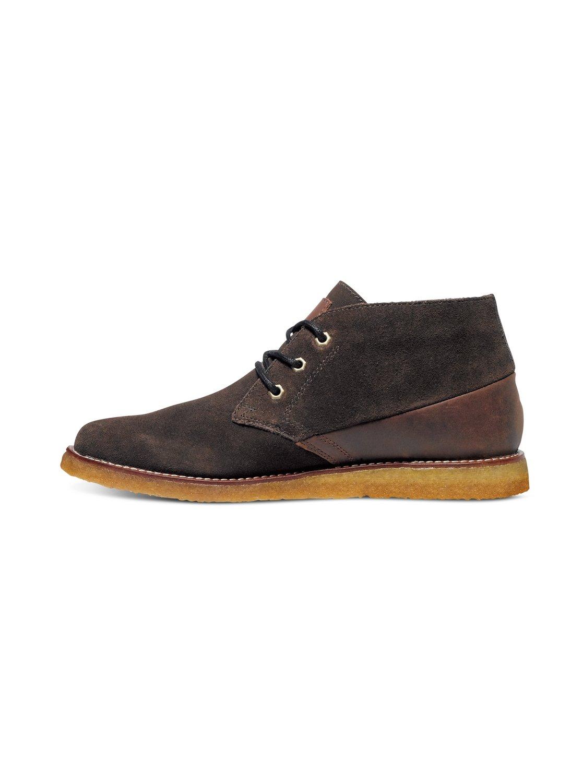 marquez suede boots aqyb700011 quiksilver