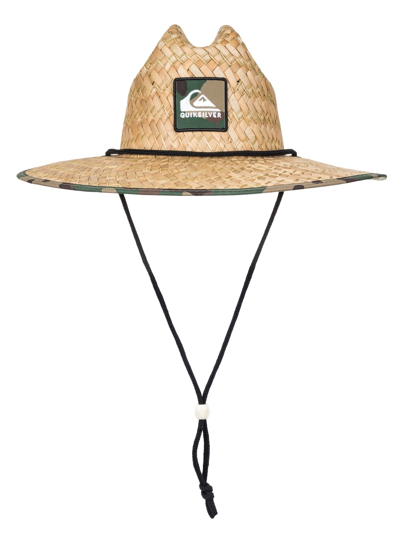 Quiksilver™ Outsider Straw Lifeguard Hat AQYHA03218