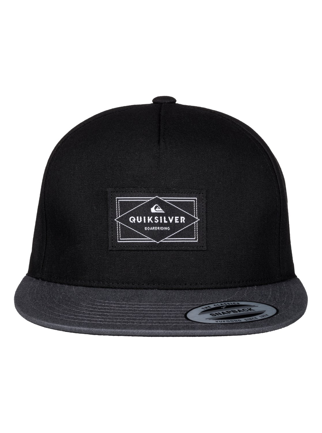 freewill casquette snapback 3613371865658 quiksilver. Black Bedroom Furniture Sets. Home Design Ideas