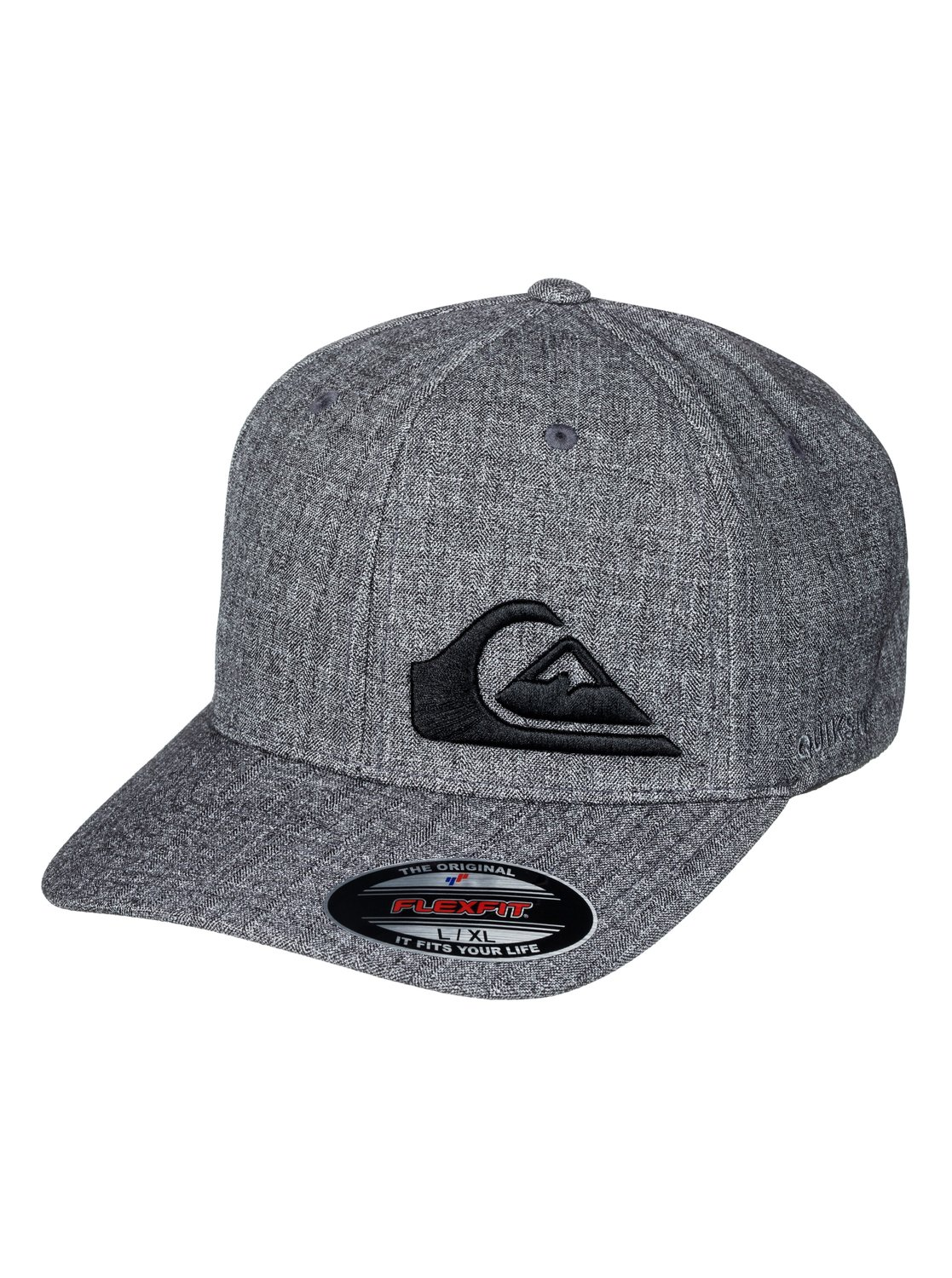 8d63a249a 0 Final - Flexfit Cap Black AQYHA03982 Quiksilver