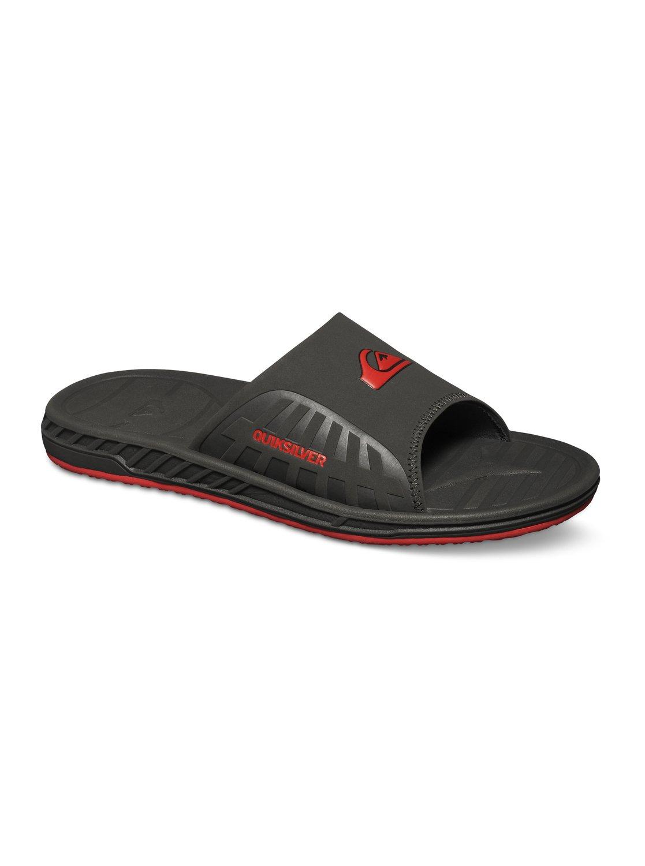 Mens Quiksilver Men's Triton 3 Point Sandal Sale Outlet Store Size 43