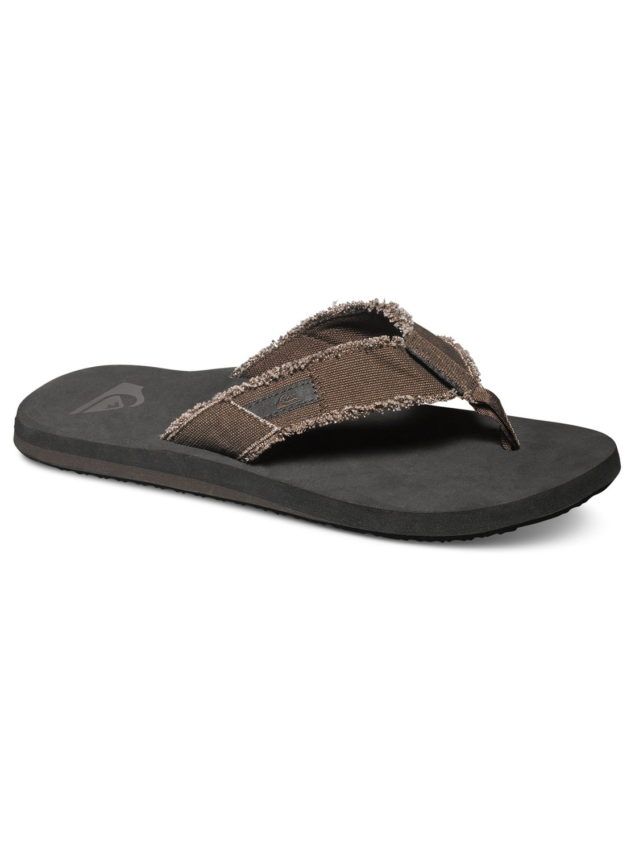 Quiksilver Chaussures Marron Pour L'été En Taille 46 Hommes 5AiIA6
