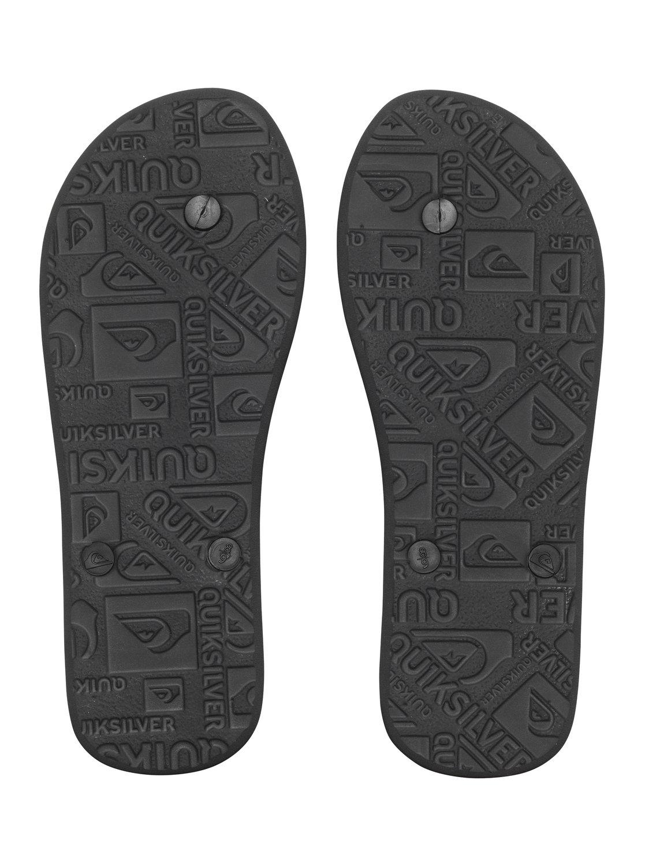 quiksilver molokai ag47 remix flip flops sandalen m nner ebay. Black Bedroom Furniture Sets. Home Design Ideas