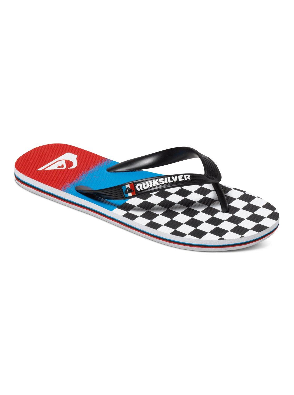 Molokai OG Scallop - Flip-Flops от Quiksilver RU