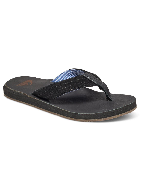 Carver - Suede Sandals